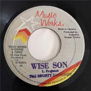 The Mighty Diamonds - Wise Son Album