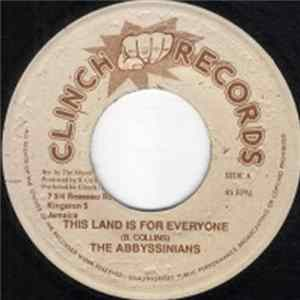 The Abyssinians - This Land Is For Everyone Album