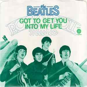 The Beatles - Got To Get You Into My Life Album