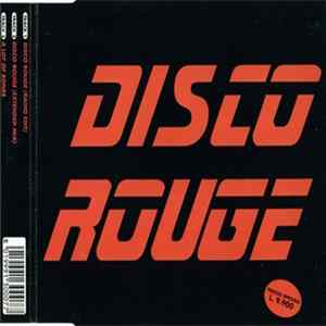 Disco Rouge - Disco Rouge Album