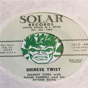 Hank Farrell And His Rythm Boys - Chinese Twist / Bad Boy Album