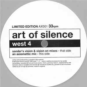 Art Of Silence - West 4 Album