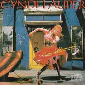 Cyndi Lauper - She's So Unusual Album