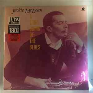 Jackie McLean - A Long Drink Of The Blues Album