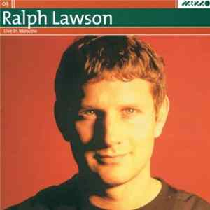 Ralph Lawson - Live In Moscow Album