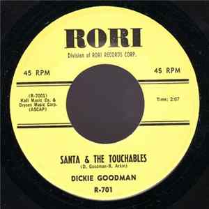 Dickie Goodman - Santa & The Touchables Album
